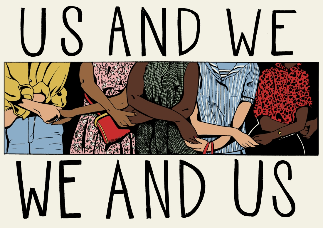 we and us web
